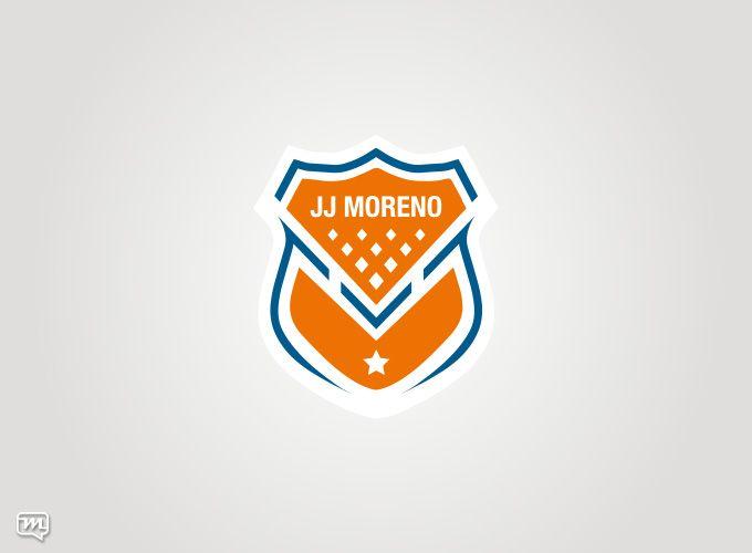 Logo design for JJ Moreno by Materia 360. Graphic Design