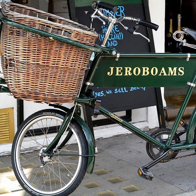 Jeroboams wine merchant on Elizabeth Street, London