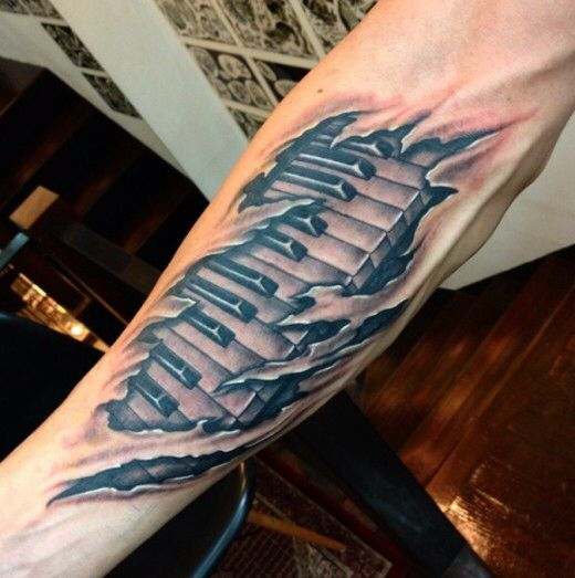 25 Best Ideas About Simple Piano On Pinterest: Best 25+ Piano Tattoos Ideas On Pinterest
