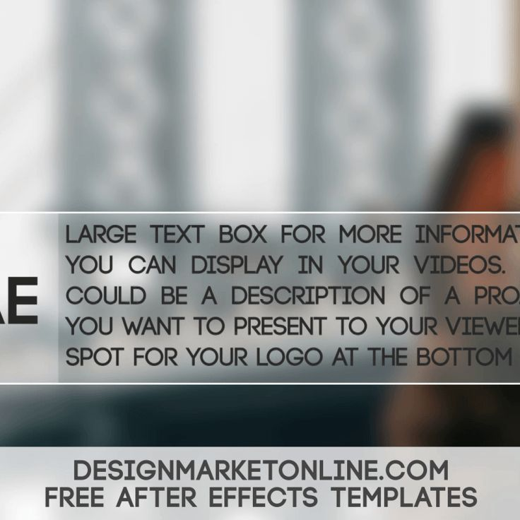 11 best Free after effect template(slide shows) images on Pinterest ...