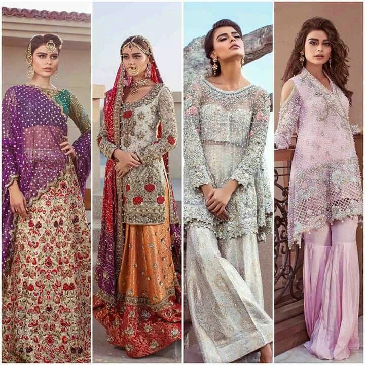 Pakistani couture. SADAF KANWAL!