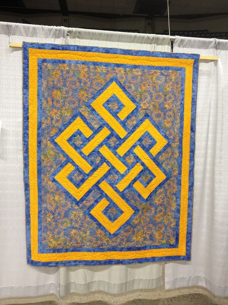 Irish Barn Quilt Patterns : 17 Best images about Celtic Quilts on Pinterest Quilt patterns free, Celtic knots and Quilt ...