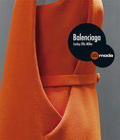 Libro Balenciaga, Modisto de modistos, GG moda