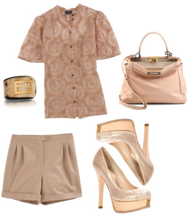 """obsessed with Fendi"" by artofimage on Polyvore"