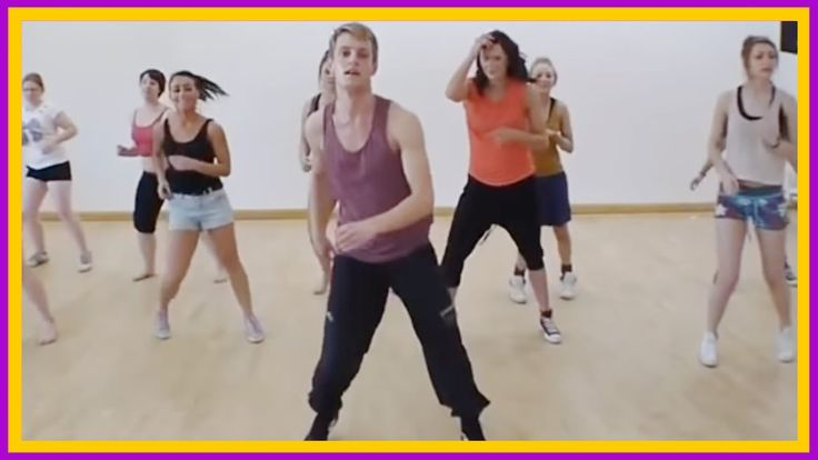 Зумба похудение танец видео