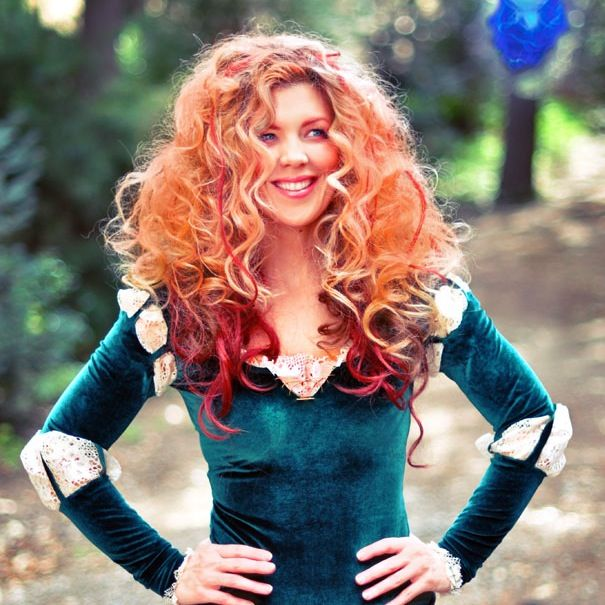 Be Brave with your Halloween costume! From Merida to Tinker Bell, you can be anything you want this Halloween with the help of these DIY costume ideas.