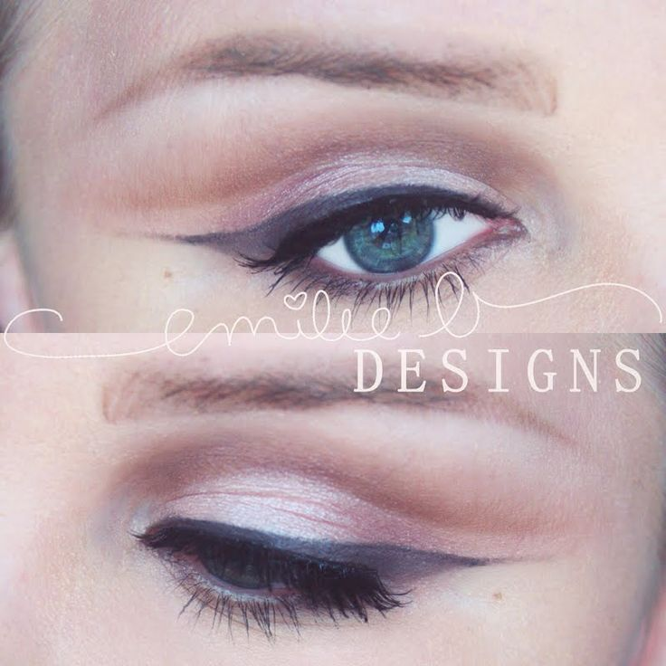 Emilee's Soft Cut Crease features products gifted to her by MAKE UP FOR EVER. See the shades she used by clicking on the link.