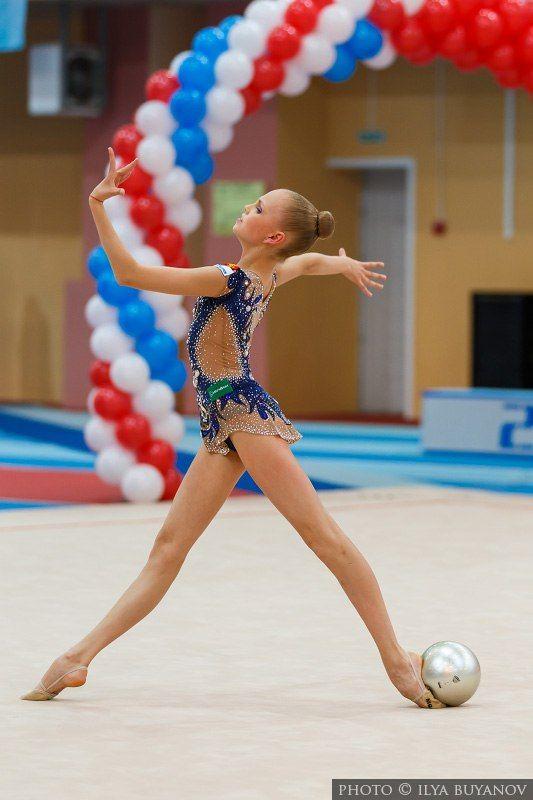 Alina Ermolova (Russia), junior; Russian-Chinese Games 2015