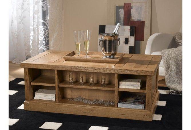 Table basse bar NOGARO