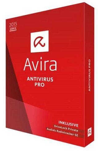 Avira Antivirus Pro 2015 gratis