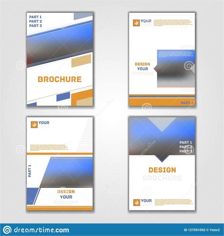 Utah Voter Information Pamphlet Brochure template layout