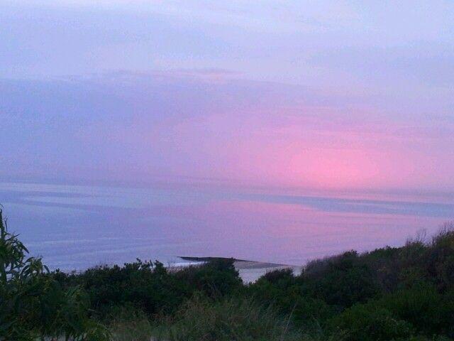 Sunset in Costa Azul