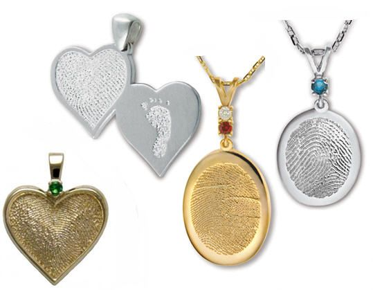 Diamond Cremation Jewelry
