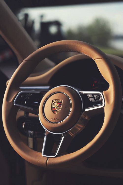 mistergoodlife:  Porsche Macan Turbo interior - Facebook
