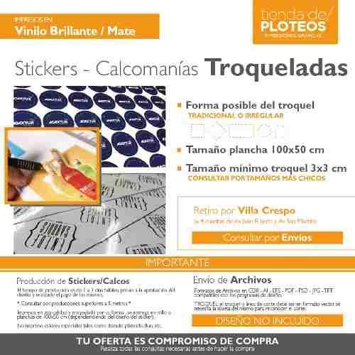 1000 Etiquetas Autoadhesivas Calcos Stickers Cierra Bolsas - $ 198,77