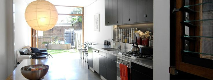 GRAFT HOUSE – DARLINGTON #house #sydney #concrete #timber #blackbutt #splitlevel #architect #innerwest #darlington