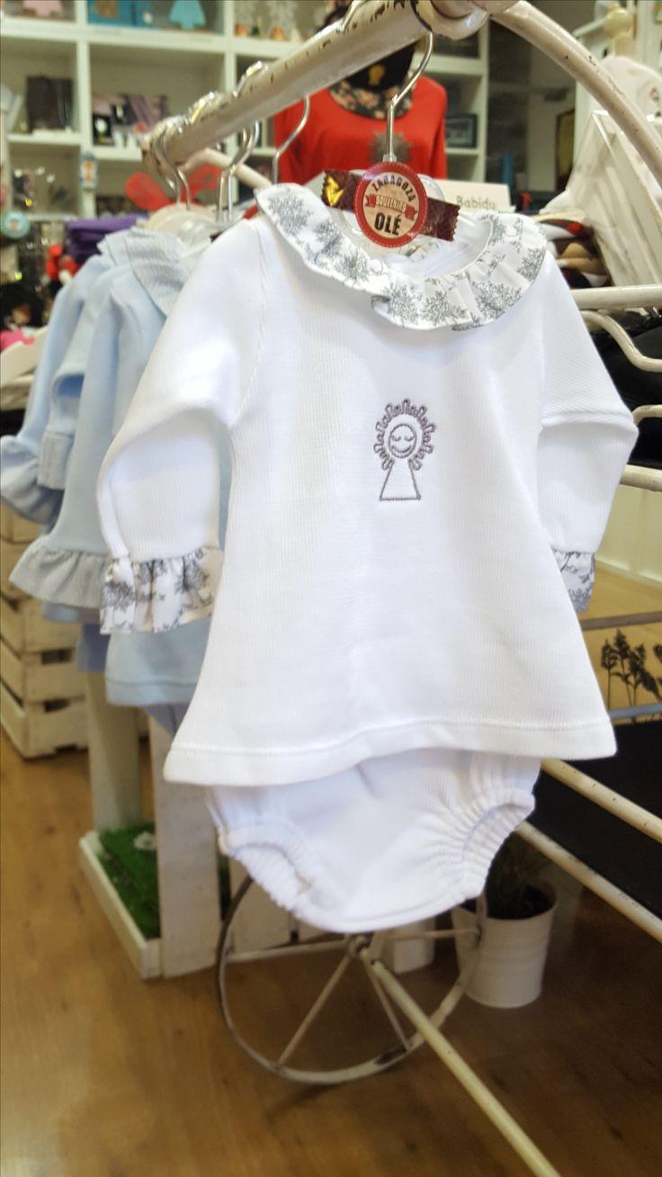 Conjunto Bebé, disponibles tallas y colores