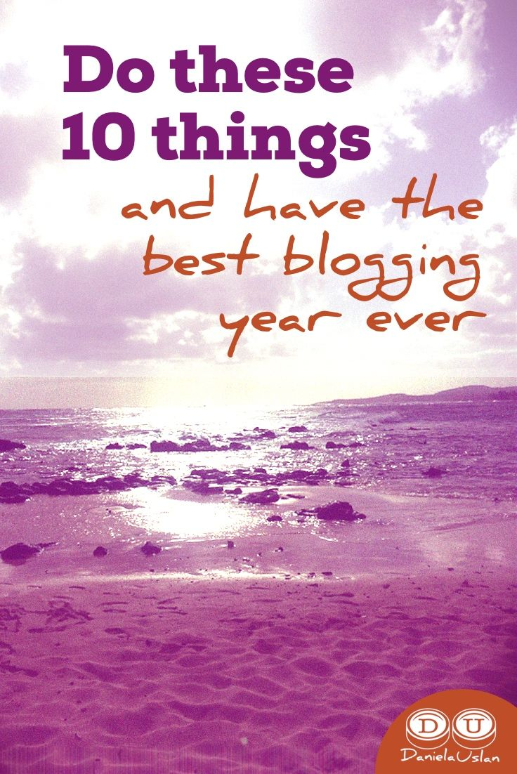 Do you want to have a kick ass year for your blog? These blog planning tips will help you get the right mindset to make it happen. Click here for more: http://danielauslan.com/blog-planning-tips