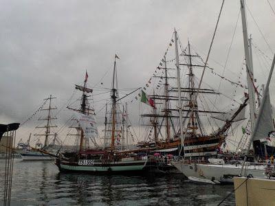 tall ships alla Spezia