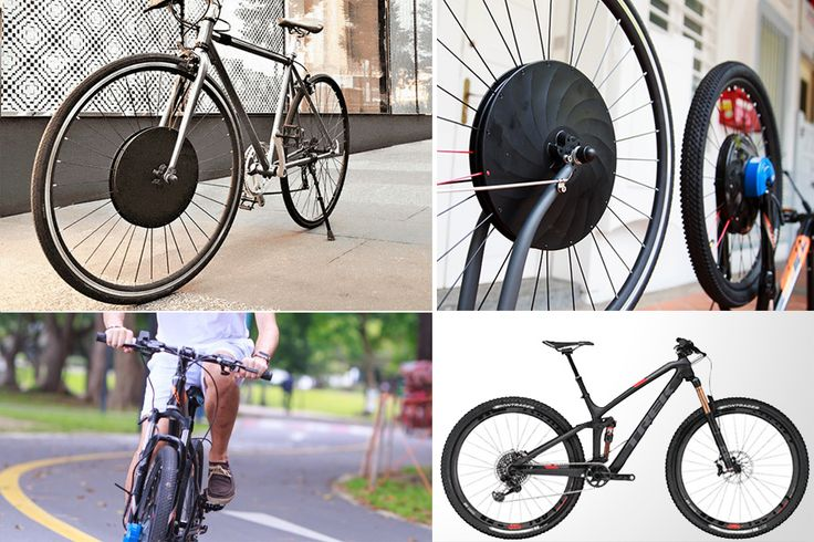 Transform any Bicycle Into a Capable E-bike with the UrbaNext E-bike Wheel - https://gadgetswizard.com/transform-bicycle-capable-e-bike-urbanext-e-bike-wheel.html
