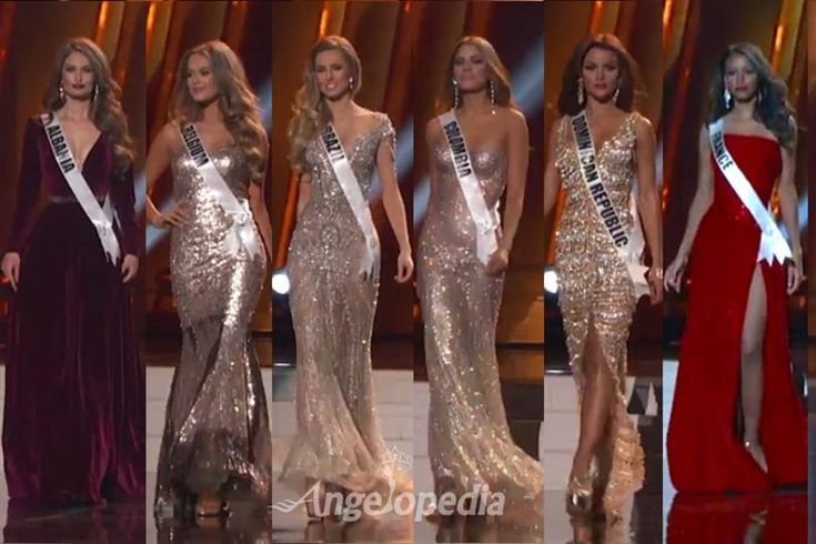 Miss Universe 2015 Preliminary Competition Review