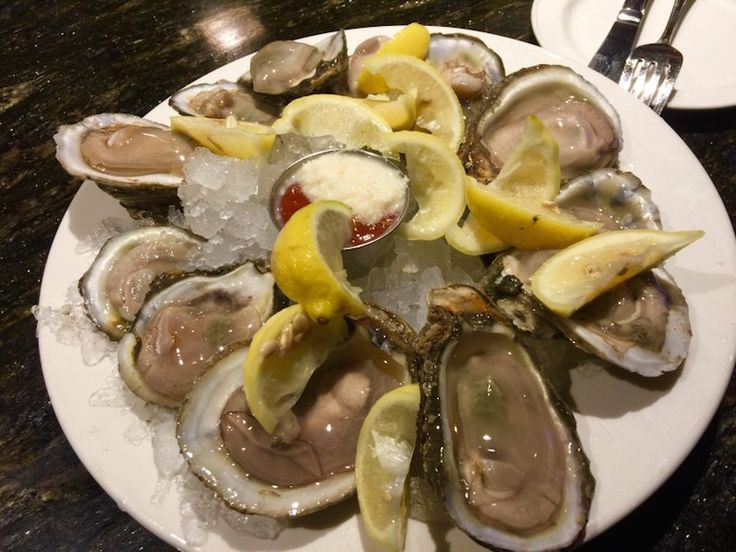 Oyster happy hours