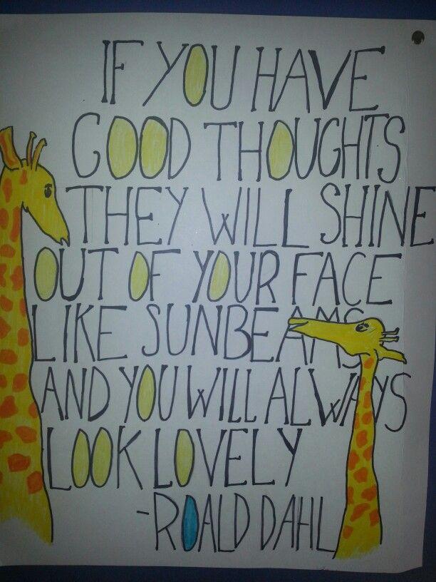 Sunbeams poster