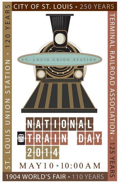 National Train Day at Union Station