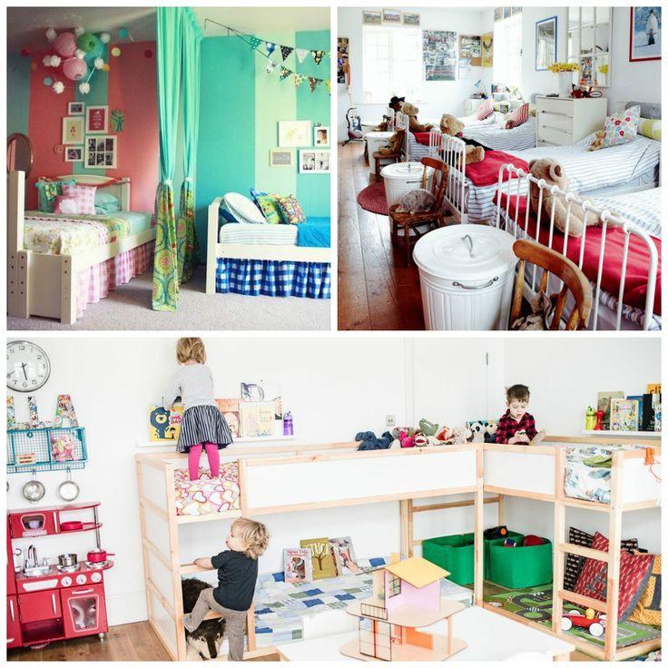 Kinderkamer Inspiratie en styling ideeën Een kinderkamer moet levendig en inspirerend zijn, wees dus creatief kleur en decoratie.Een muurschildering of muur sticker is een geweldige Lees meer...