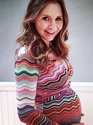 Beverley Mitchell Blog 30 Weeks Pregnant