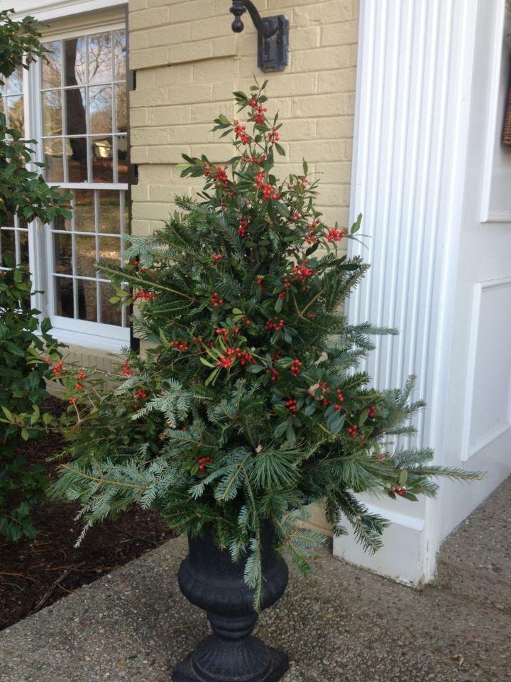 17 Best Images About Winter Planter Idea S On Pinterest