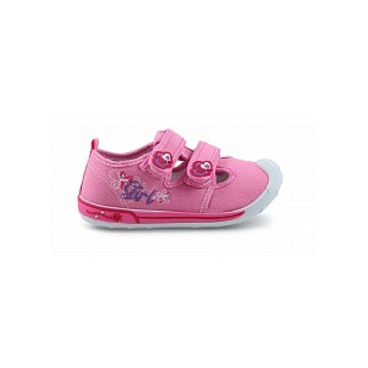 Полуботинки светло-розовые детские Sursil-Ortho