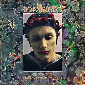 ROCKEROS: DISCOS - EL JARDÍN DE LOS PRESENTES (Invisible, 19...