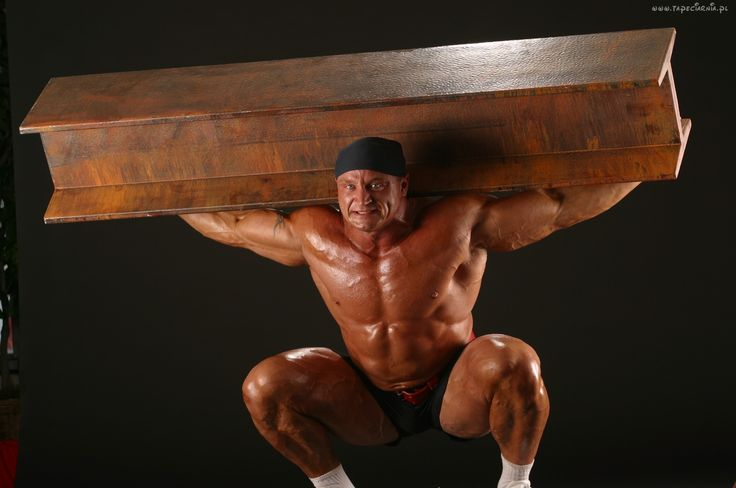 Strongman, Mariusz, Pudzianowski