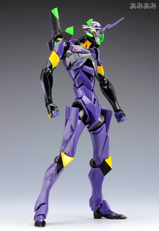 Evangelion 3.0  Eva Unit 13  Revoltech Action Figure