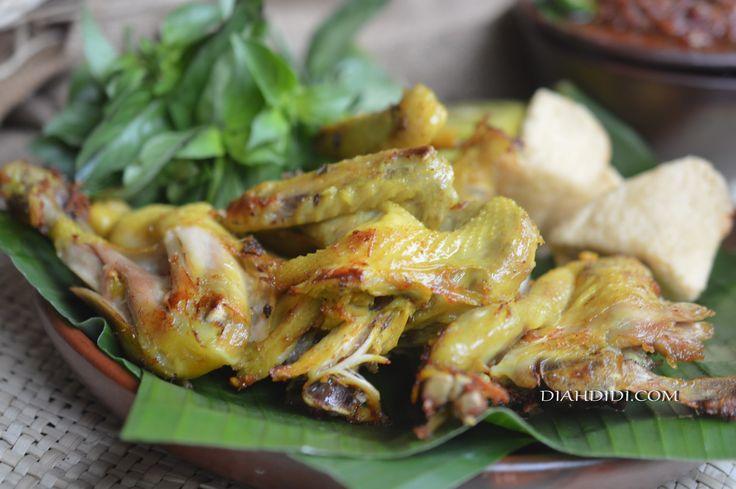Diah Didi's Kitchen: Ayam Goreng Sunda