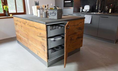 Küche: Wenn Landhausstil auf Moderne trifft Küchenhaus Thiemann aus Overath bei Köln, Bonn, Bergisch Gladbach