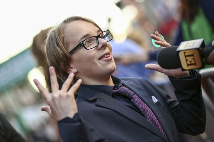 Actor Ed Oxenbould attends The World Premiere of Disney's 'Alexander and the Terrible, Horrible, No Good, Very Bad Day' at the El Capitan Theatre on October 6, 2014 in Hollywood, California.