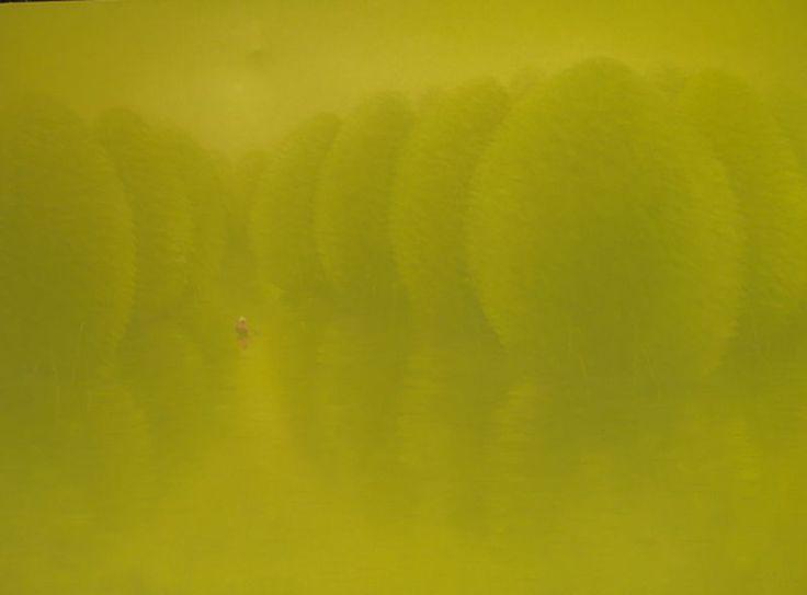 APRICOT GALLERY, HANOI, VIETNAM, ARTIST: BUI VAN HOAN