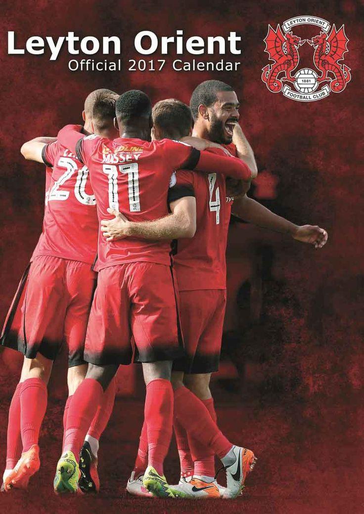 Leyton Orient FC A3 Calendar 2017