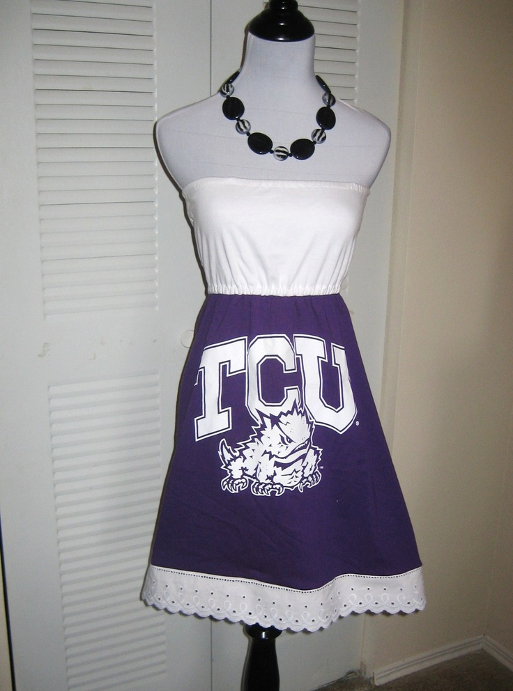 perfect for a tcu game