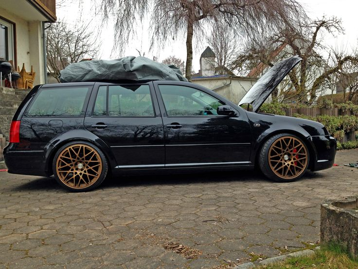 VWVortex.com - The German Soccer-Mum Jetta MK4 VR5