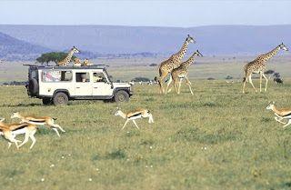 KENYA AND TANZANIA ADVENTURE SAFARI: KENYA AND TANZANIA COMBINED SAFARI