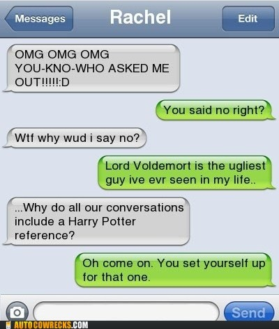 something I would say Internet Site, Laugh,  Website, Harrypotter, Web Site, Funny, Potter Reference, Things, Harry Potter Humor