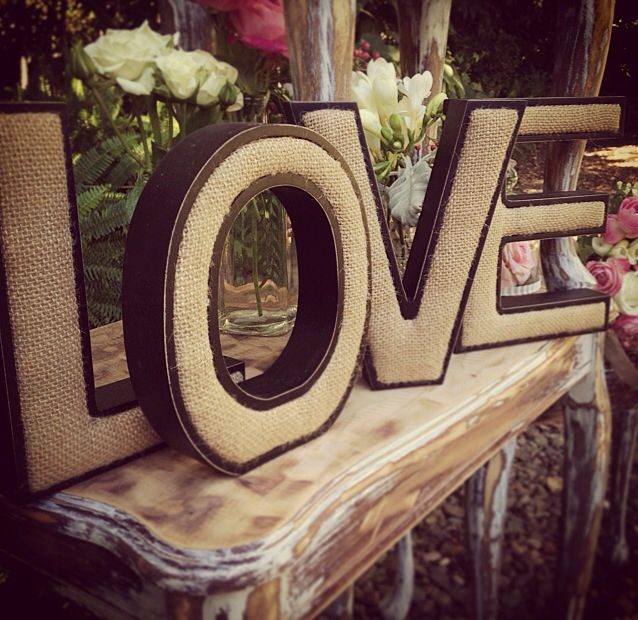 You've got to LOVE this sign, fabulous addition for those rustic, vintage, garden themed weddings. www.coastweddingcreations.com.au