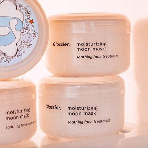 Moisturizing Moon Mask by Glossier #19