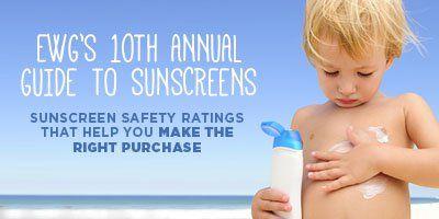 EWG's Guide to Sunscreens 2016