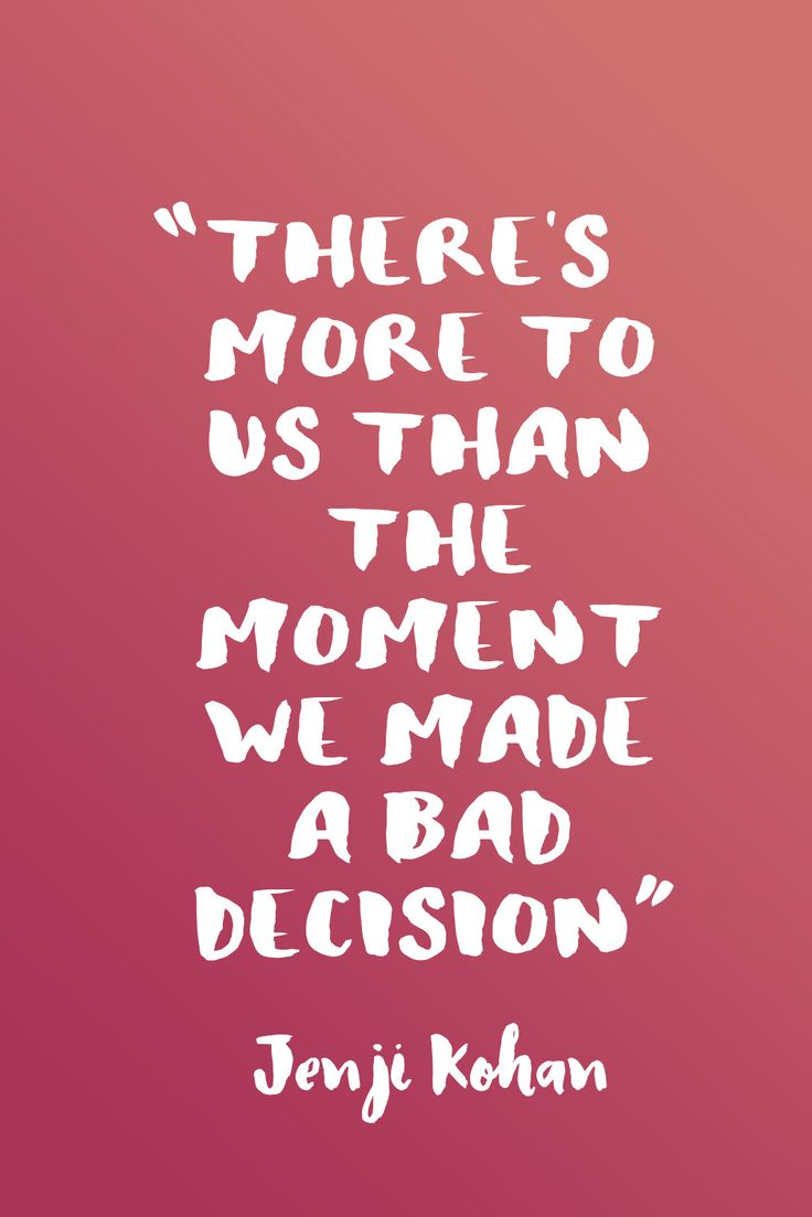 """#TODAYIMCHANNELLING """"There's more to us than the moment we made a bad decision"""" Jenji Kohan"""