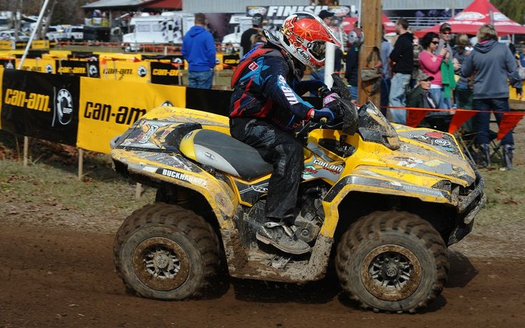 Can-am ATV racers capture five GNCC class championships at season's finale   - News - ATV Trail Rider