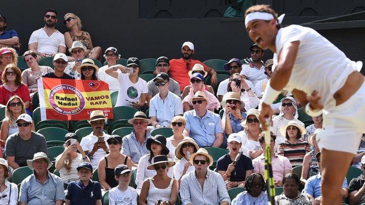 Wimbledon 2017 : Noticias en directo, fotos y vídeo - Tenis - Eurosport Espana